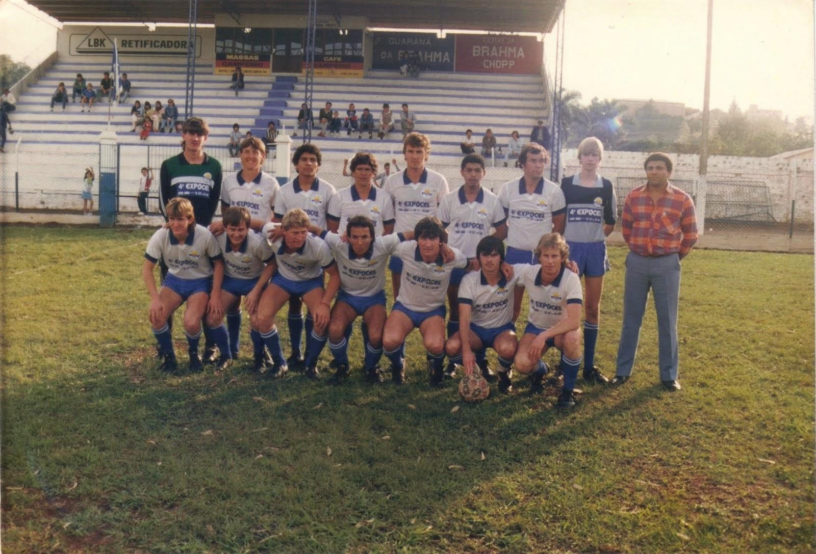 1987-Aurora Futebol Clube