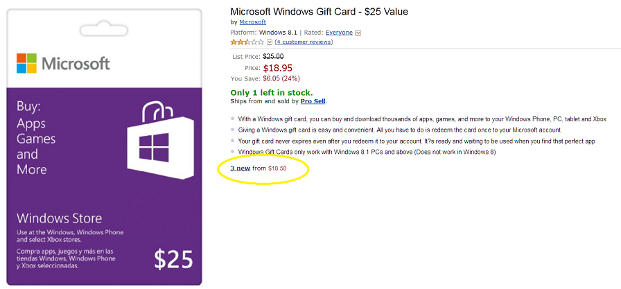 how to use a visa gift card on xbox one
