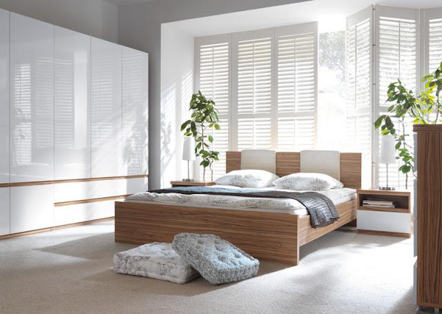 Petite chambre a coucher design id es d co pour maison moderne for Petite chambre design