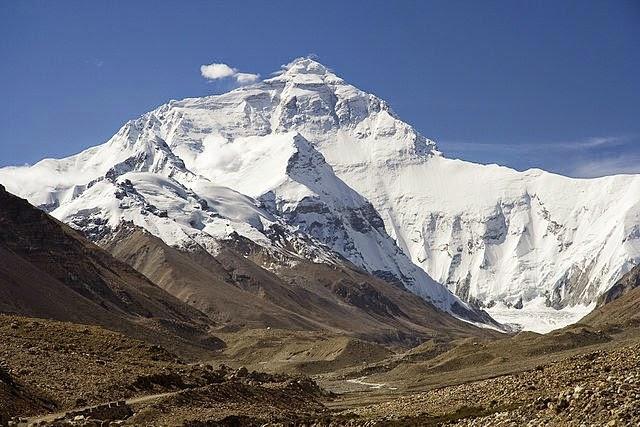 cutremur Nepal munte Everest