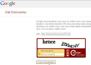 Tips Submit URL di Google