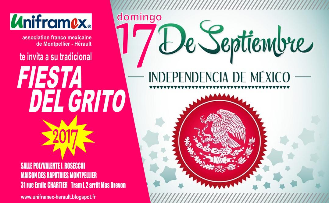 Fiesta d'El Grito 2017