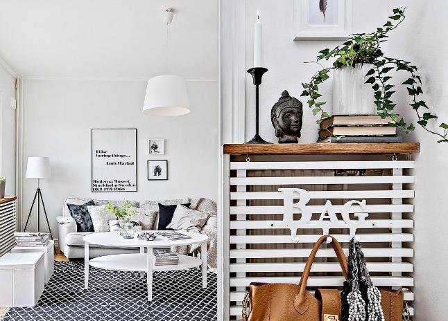 6 trucos para pisos peque os la garbatella blog de - Piso pequeno estilo nordico ...