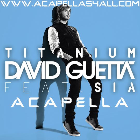 David Guetta feat Sia & Mary J. Blige - Titanium (Almost Sudio ...