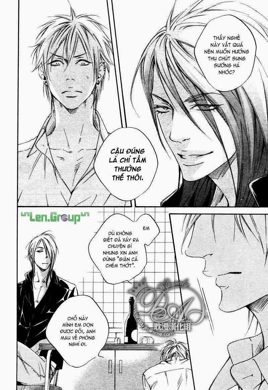 Kizutsuite Romance Manga chap 2 - Trang 12