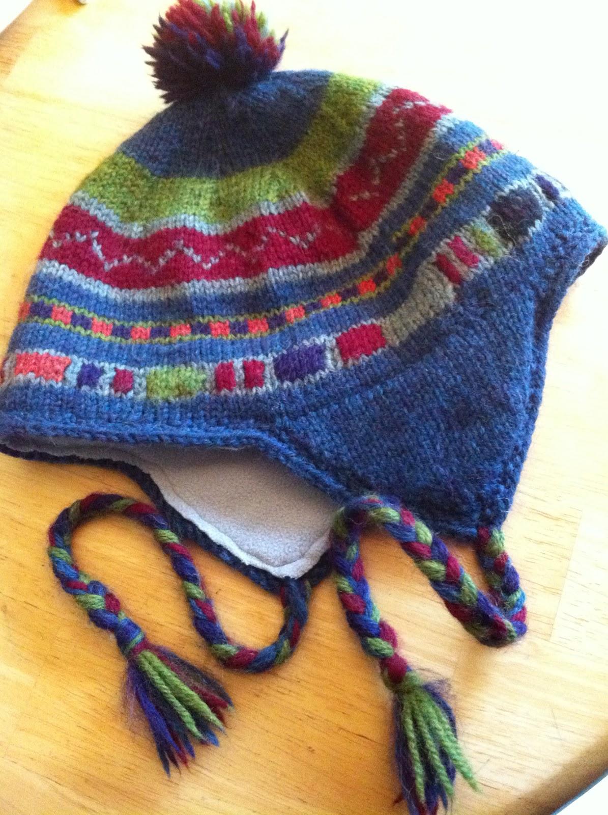 Fibonacci Scarf and Prime Factorization Hat - Crafty Katie