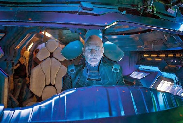 Xavier - fotos Total Films: X-Men: Días del Futuro Pasado