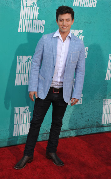 Jackson Rathbone  at the 2012 MTV Movie Awards