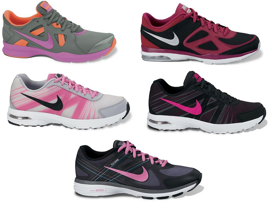official photos 23188 bda94 Kohls has a bunch of Womens Nike Sneakers on sale for 21.97 - 20% with  coupon code DASHER 17.58. Shipping is 5.95 or free shipping with 50 or  more ...