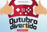 Promoção Outubro Divertido Nissan www.outubrodivertido.com.br