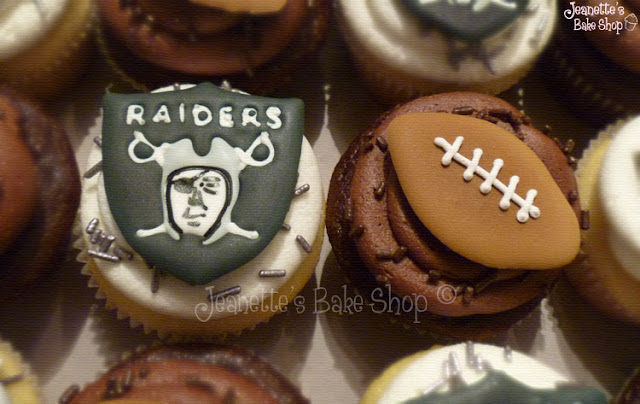 Oakland Raiders Nfl Cake Ideas And Designs