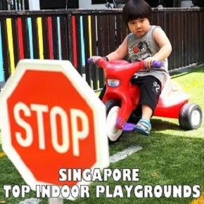 Singapore Top Indoor Playgrounds