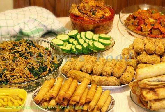 Wonderful Pastry Eid Al-Fitr Food - Sahnaz%2Bb\u0027day%2Bfood  Pictures_758244 .jpg