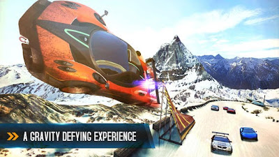 Asphalt 8: Airborne carrera de autos