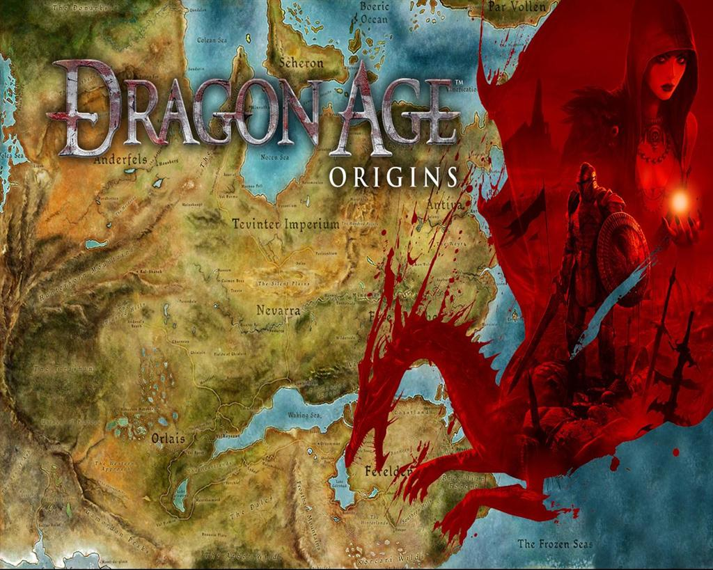 Dragon Age HD & Widescreen Wallpaper 0.841620259764822