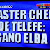 PRIMICIA DE CRÓNICA: GANÓ ELBA EN MASTER CHEF Y TOMO MERCA.