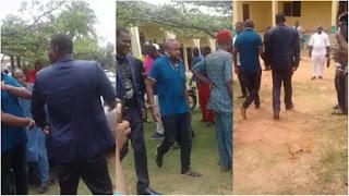 Ozubulu church killings: 4 suspects arraigned in court