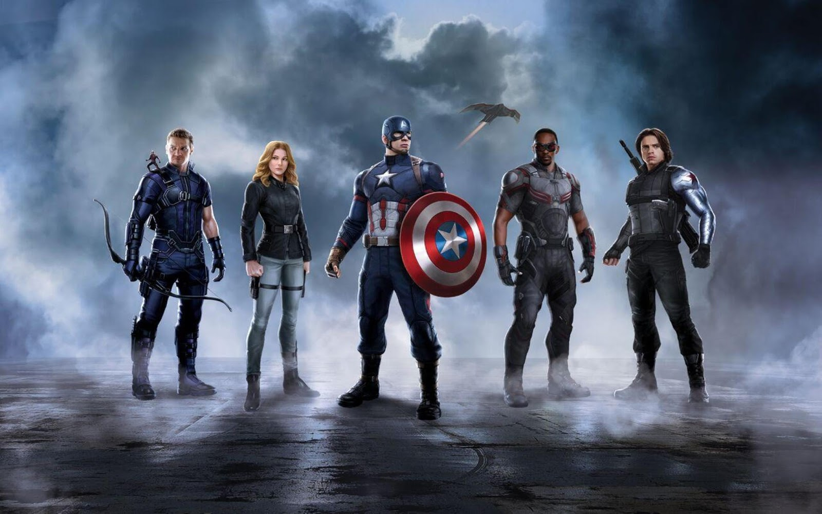 Civil War Captain America Images