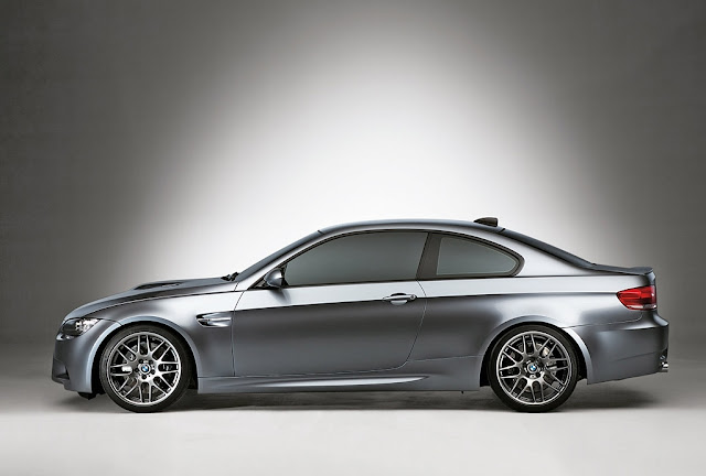 Side image of BMW M3