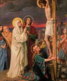 Maria, o presente de Jesus na cruz para todos nós