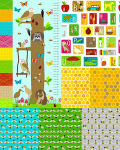 BRIGHT AND BUZZY FOR ROBERT KAUFMAN FABRICS | JANUARY 2013