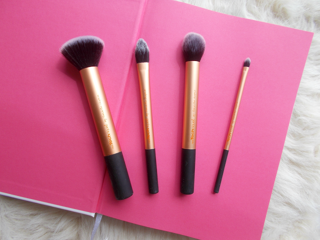 makeup brush collection real techniques core collection kit face