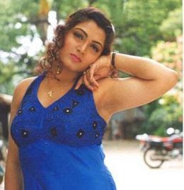 Kushboo Tamil Actress Sexy Look