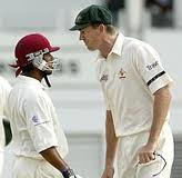 famous cricket sledging,Mcgrath,Sarwan,wallpaper,images