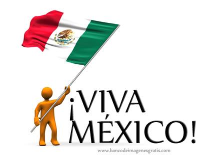¡Viva México! - Feliz Día de la Independencia - Mensajes - Simbolos Patrios