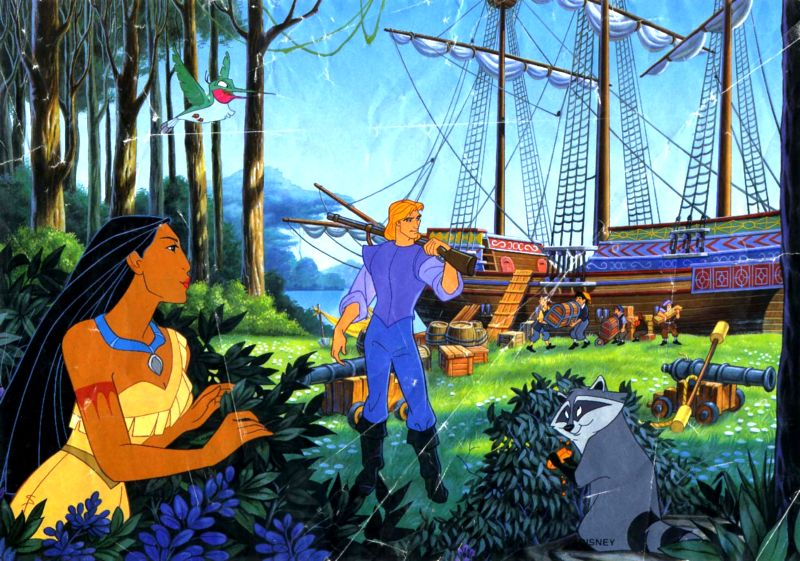 pocahontas single personals Contributed to such revues as personals and the beast, newsies, aladdin, pocahontas, the hunchback of notre dame and billboard's number one single.