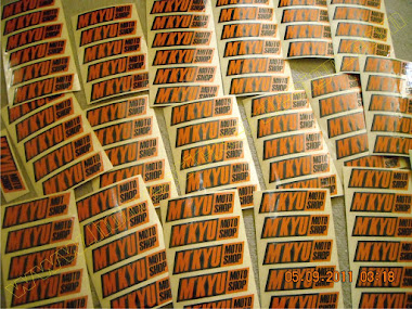 Sticker 2warna
