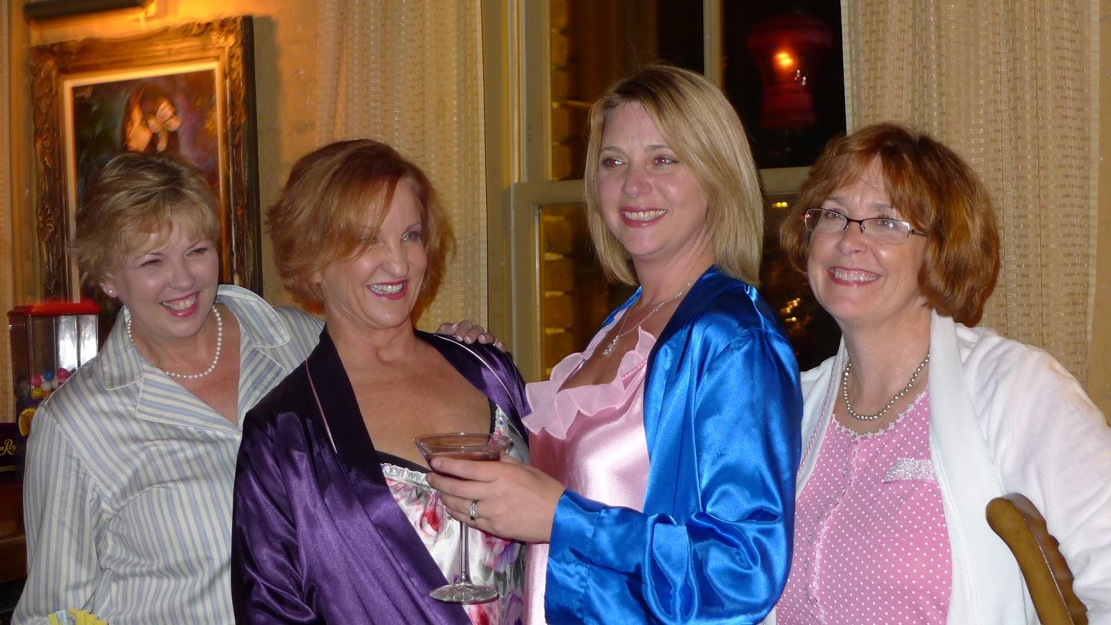Peaks   Potholes  Girl s Roadtrip  Savannah Pajama Party! 134dbbb54