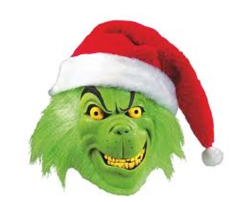 THE GRINCH IS A NASTY CHARACTER FROM THE BRAIN OF DR SUESS. HE LARGELY ...