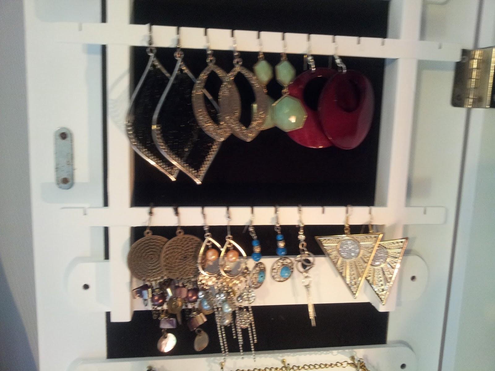 zoom sur mon miroir a bijoux casa lanantaize lifestyle food sur nantes