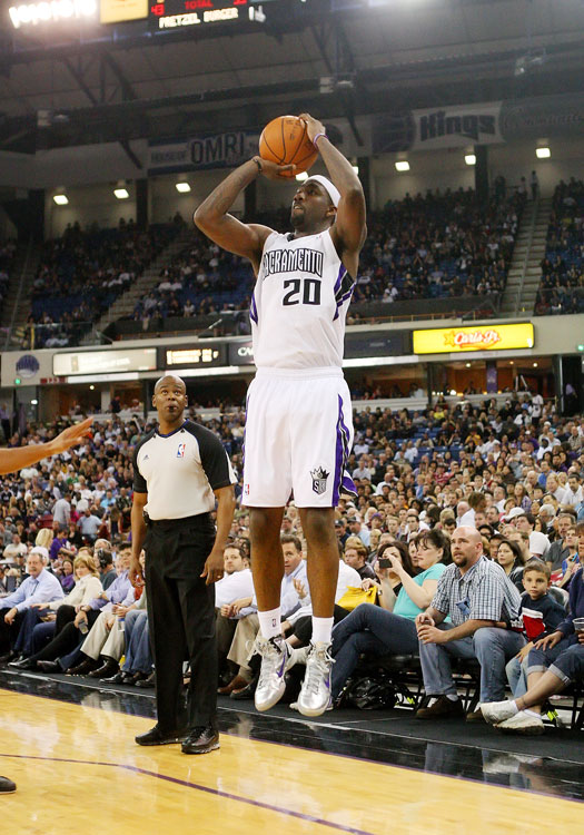 DONTE GREEN - SACRAMENTO KINGS