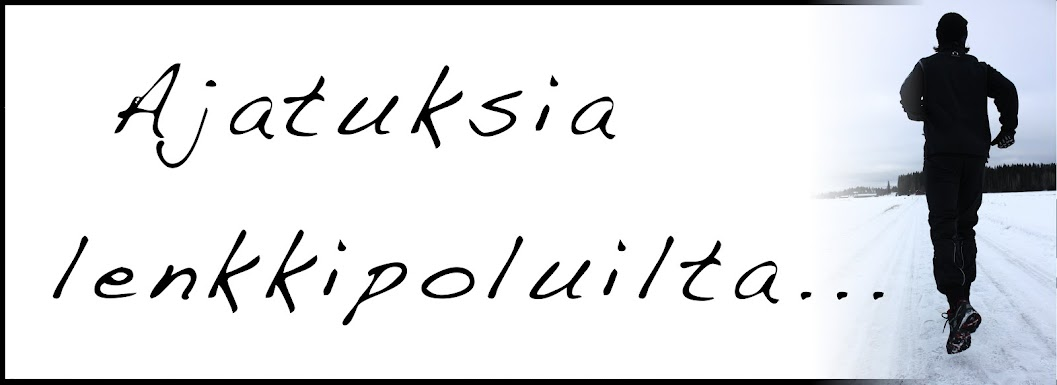 Ajatuksia Lenkkipoluilta