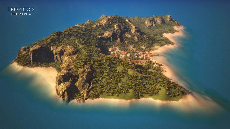 how to build roads in tropico 5