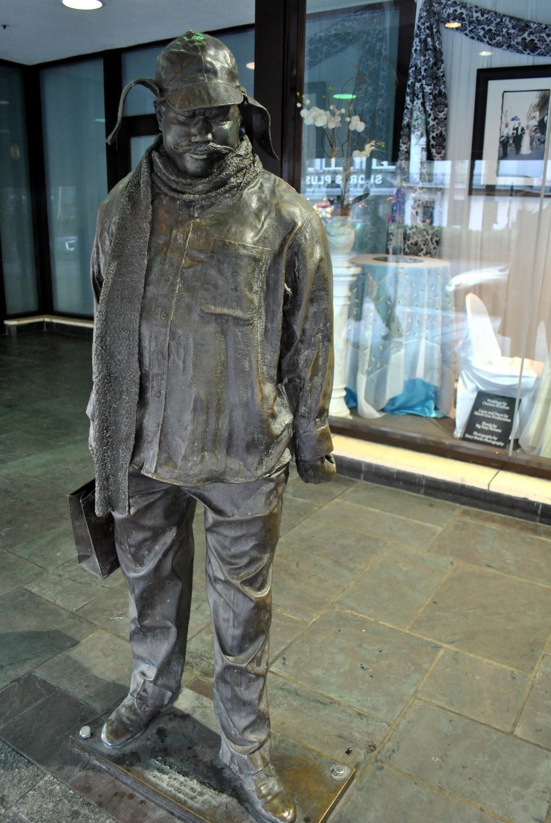 Ignatius Reilly Statue