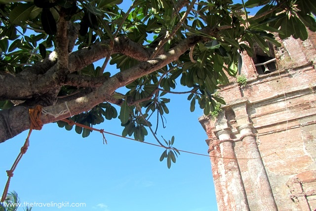 The Belltower of Bacarra, Ilocos Norte