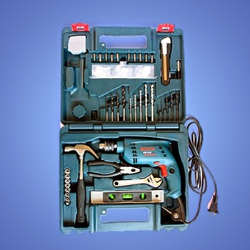 Bosch GSB 10 RE Tool Kit | Buy Bosch GSB 10 RE Tool Kit Online, India - Pumpkart.com