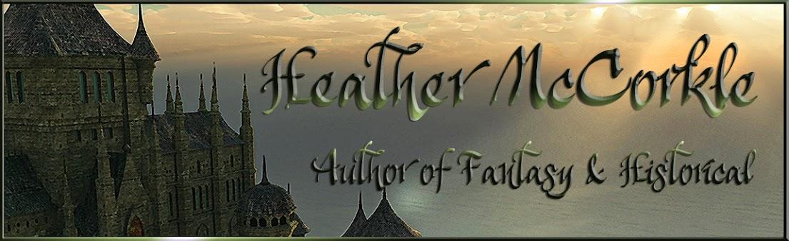 Author Heather McCorkle