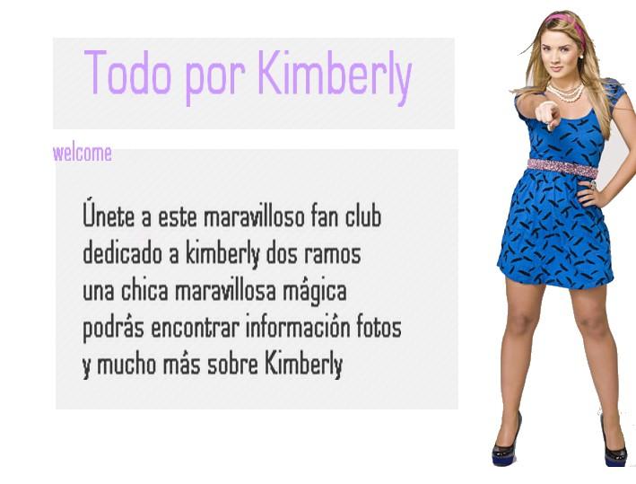 Todo Por Kimberly