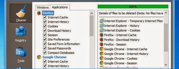 Truy tìm lịch sử duyệt web đã bị xoá, Delete