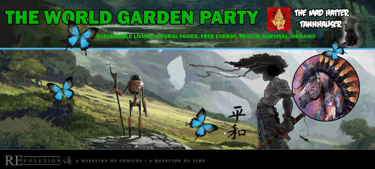 THE WORLD GARDEN PARTY