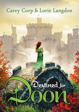 http://inthehammockblog.blogspot.com/2014/09/giveaway-and-review-destined-for-doon.html
