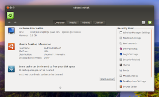 Ubuntu Tweak 0.6