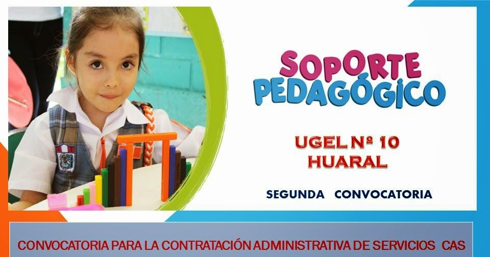 Actividades de matem tica y digete en huaral segunda for Convocatoria para plazas docentes
