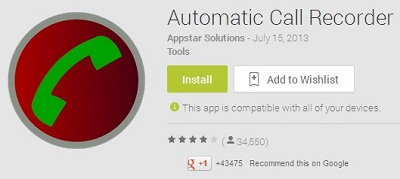 10 FREE Call Recording Android Apps Works During Phone Calls ...