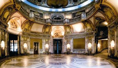 BUENOS AIRES: PALACIO PAZ Hall_palacio