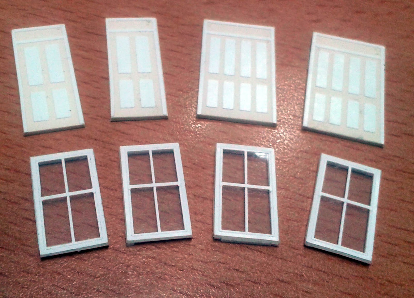 lnr model making windows and doors